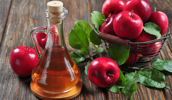 Apple Cider Vinegar - Home Remedies for Melasma