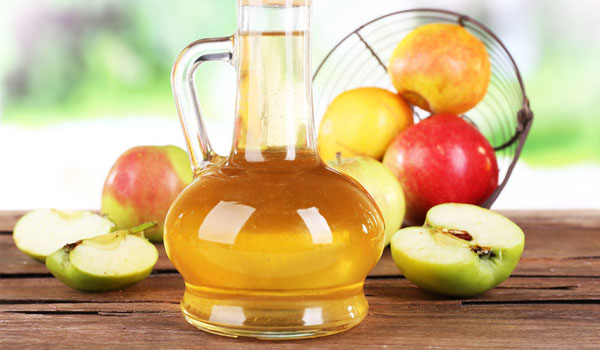Apple Cider Vinegar - Home Remedies for Neck Pain