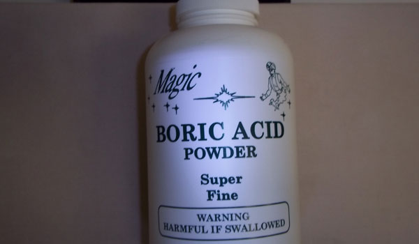 Boric Acid - Home Remedies for Bacterial Vaginosis