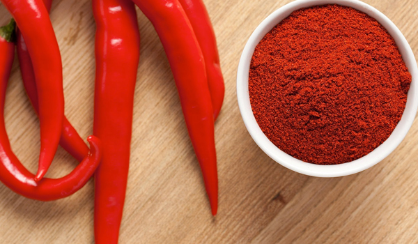 Cayenne Pepper - Home Remedies for Periodontitis