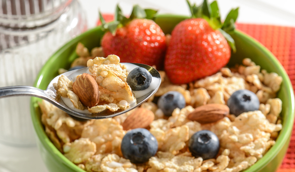 High-Fiber Breakfast - How to Prevent Heart Stroke