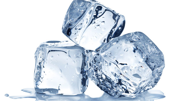 Ice - Home Remedies for Bursitis