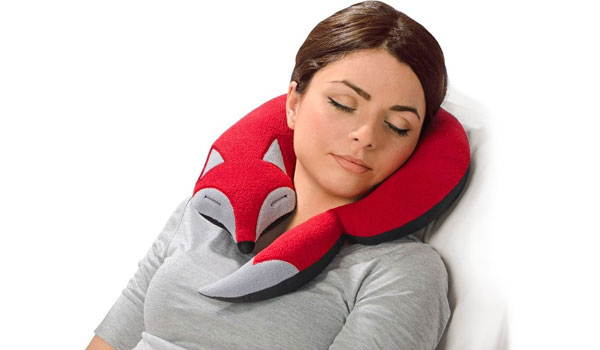 Neck Pillow - How to Get Rid of a Stiff Neck