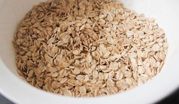 Oats - Home Remedies for Dry and Rough Hands