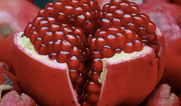 Pomegranate - Home Remedies for Infertility