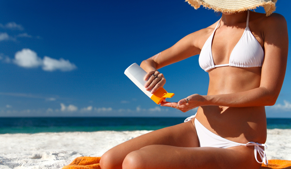 Sunscreen - How to Take Care of Sensitive Skin