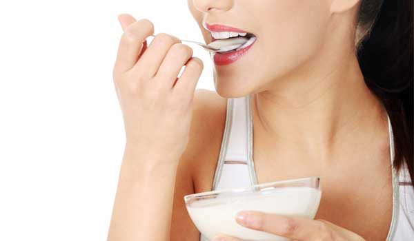 Yogurt - How to Make Your Nails Stronger