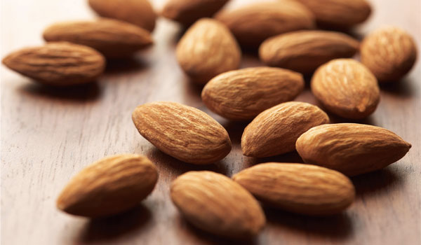 Almonds - Home Remedies for Fertility