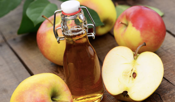 Apple Cider Vinegar - Home Remedies for Tinnitus