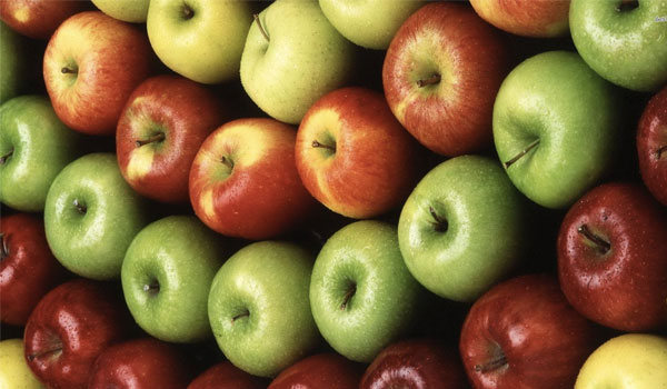 Apples - How to Detox Your Lungs