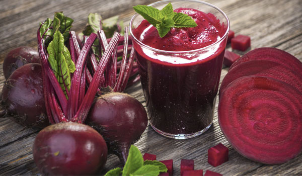 Beetroots - How to Increase Hemoglobin Level