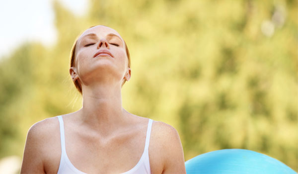 Breathing Exercises - Home Remedies for Fibromyalgia