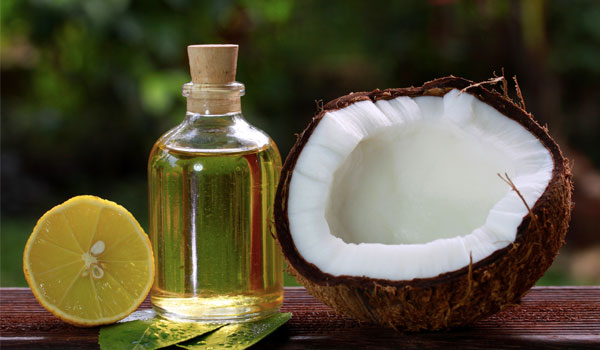 Coconut oil - How to Tone Your Hips and Thighs