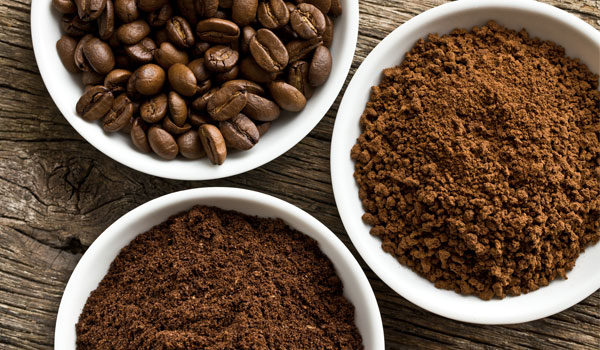 Coffee Grounds - How to Tone Your Hips and Thighs