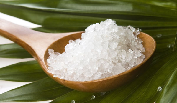 Epsom Salt - Home Remedies for Chickenpox