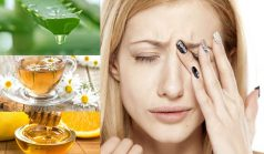 Home Remedies for Irritated Eyes
