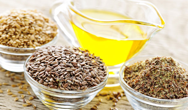 Flaxseeds - Home Remedies for Thinning Hair