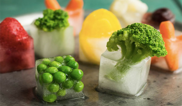 Frozen vegetables - Home Remedies for Irritated Eyes