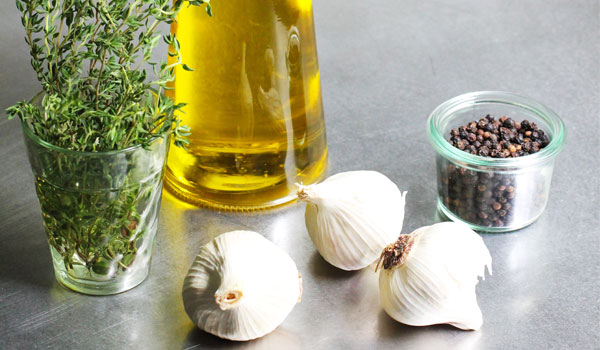 Garlic Oil - How to Get Rid of Blood Blisters