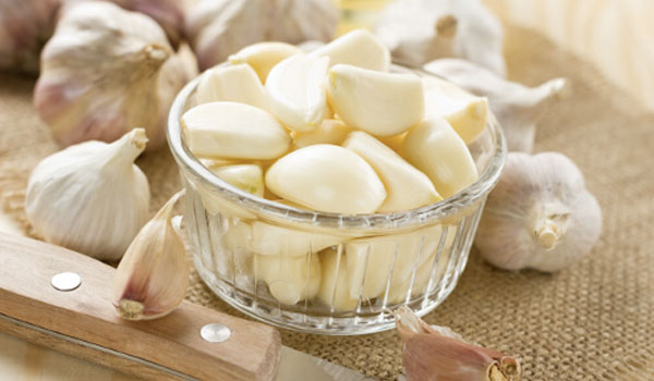 Garlic - Home Remedies for Tinnitus