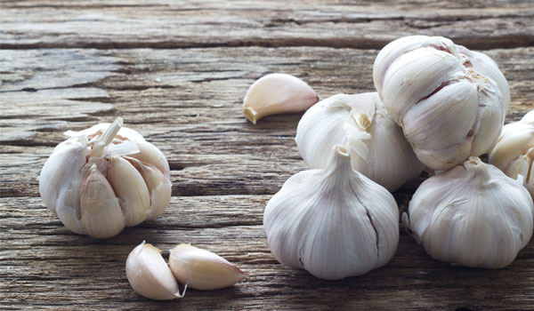 Garlic - Home Remedies for Chilblains