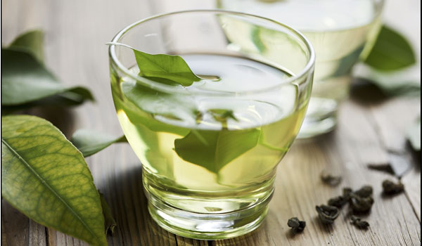 Green tea - Home Remedies for Sinus Infection