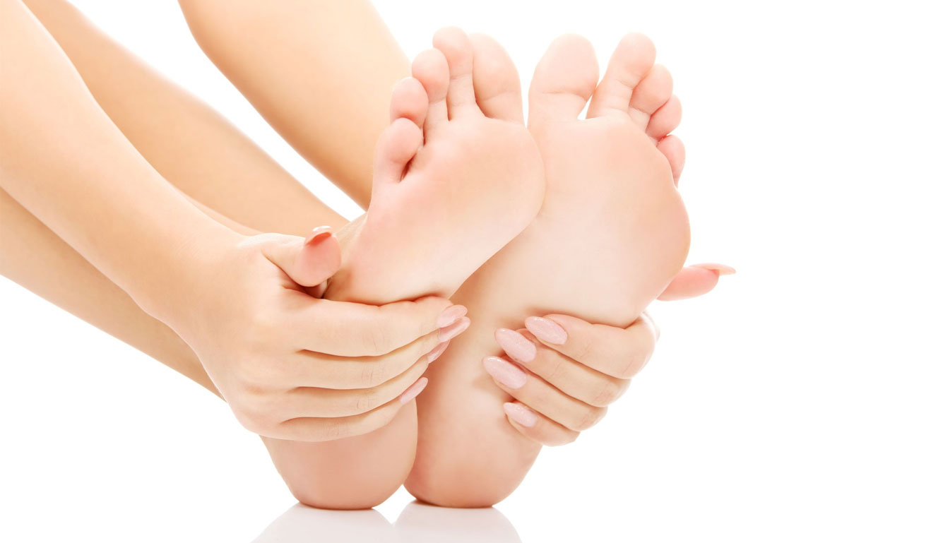 Dry Feet 10
