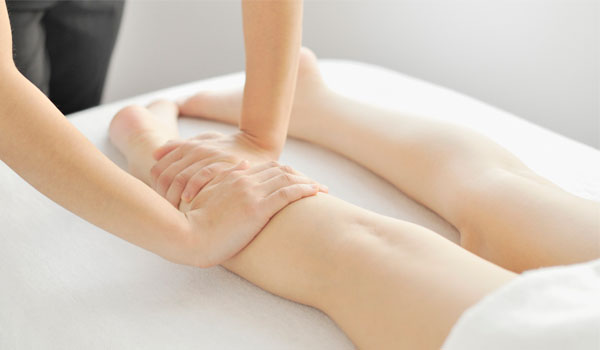Leg Massage - Home Remedies for Leg Pain