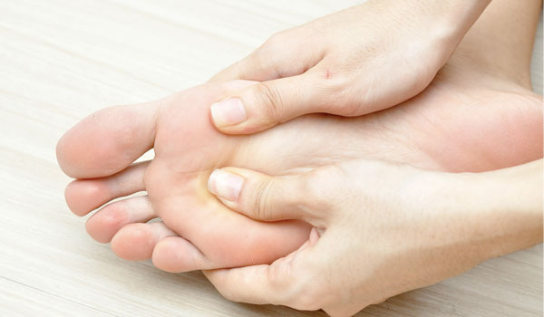 Massage - Home Remedies for Chilblains