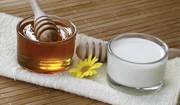 Milk and Honey - Home Remedies for Irritated Eyes