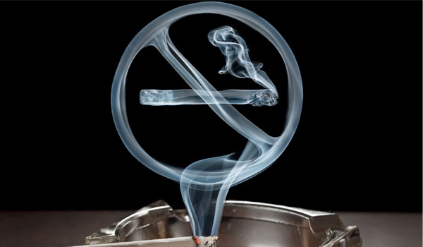 No Smoking - How to Detox Your Lungs