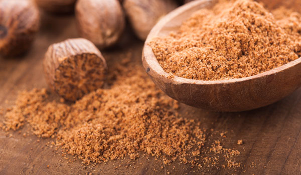Nutmeg - Home Remedies for Swollen Glands
