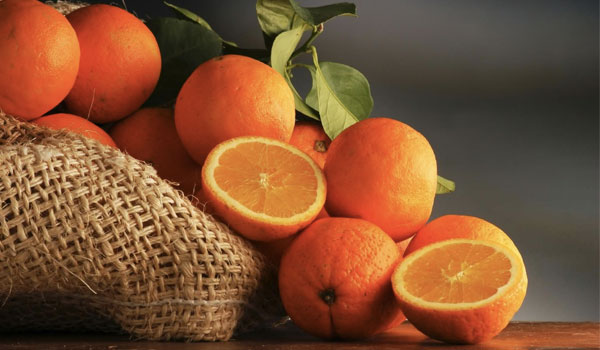 Oranges - How to Detox Your Lungs