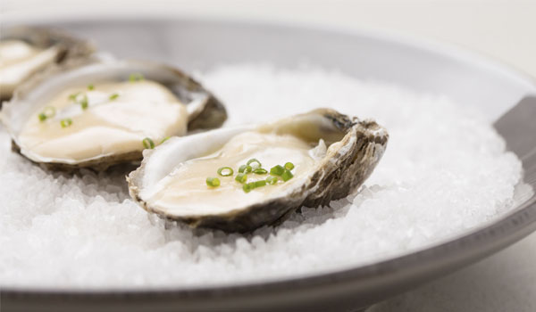 Oysters - Home Remedies for Fertility