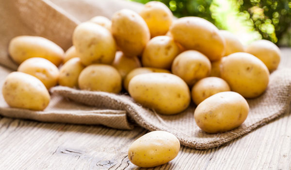 Potato - Home Remedies for Glowing Skin