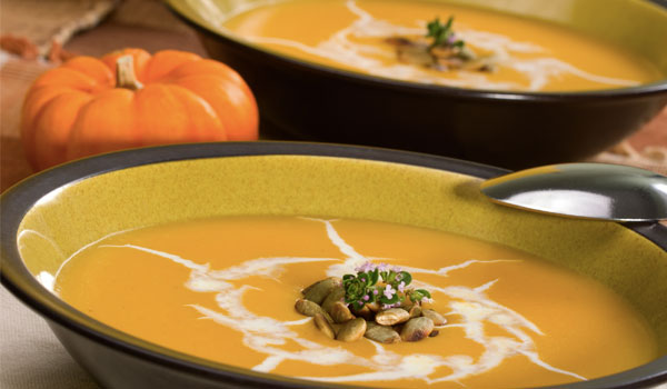 Pumpkin soup - Home Remedies for Tinnitus