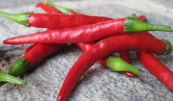 Red Chili - Home Remedies for Wheezing