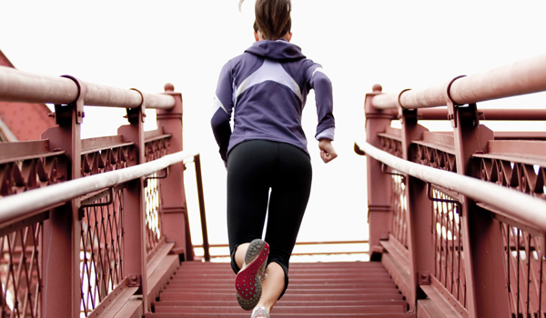 Run On Stairs - How To Grow Taller Naturally