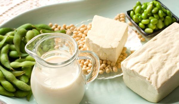 Soy - Home Remedies for Menopause