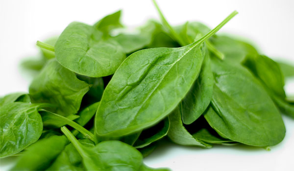 Spinach - Home Remedies for Anemia