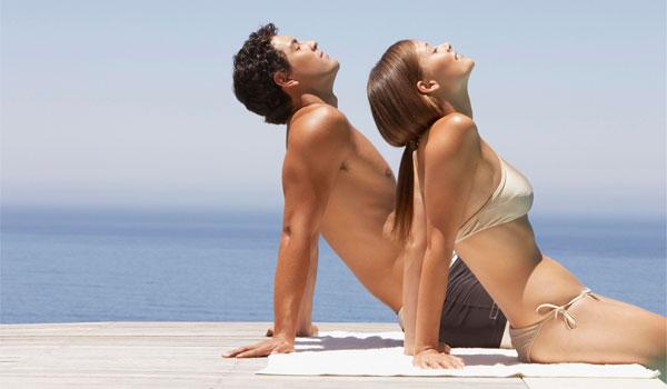 Sunbath - Home Remedies for Anemia