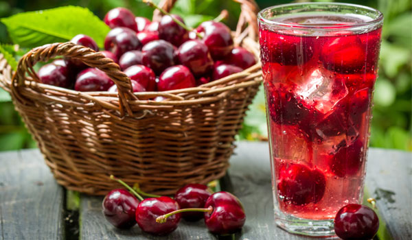 Tart Cherry - Home Remedies for Leg Pain