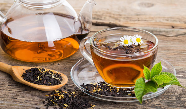 Tea Leaves - Home Remedies for Greasy Hair