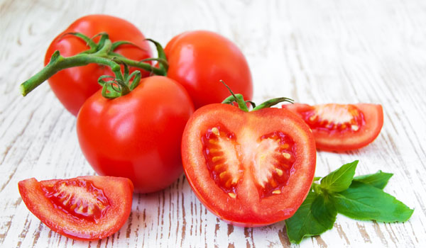 Tomato - Home Remedies for Sunburn