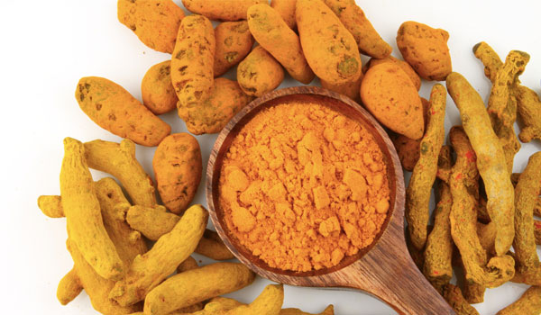 Turmeric - Home Remedies for Vaginal Discharge