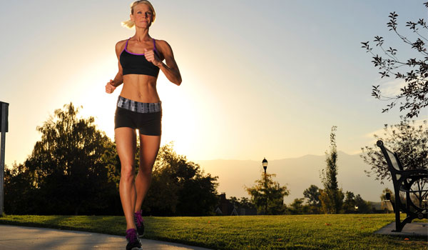 Running - How to Prevent Meningitis
