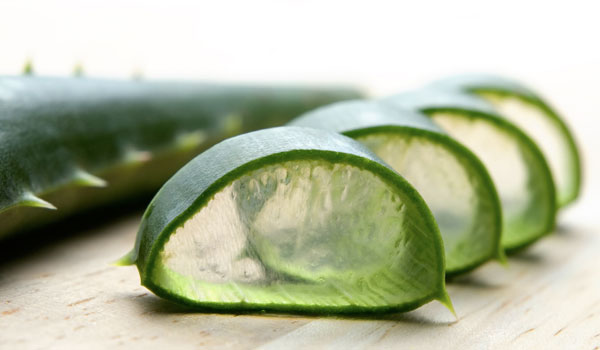 Aloe Vera - Home Remedies for Sagging Skin