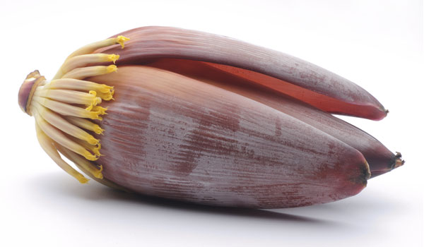 Banana Flower - Home Remedies for Heavy Menstrual Bleeding
