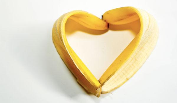 Banana heart - Health Benefits of Bananas