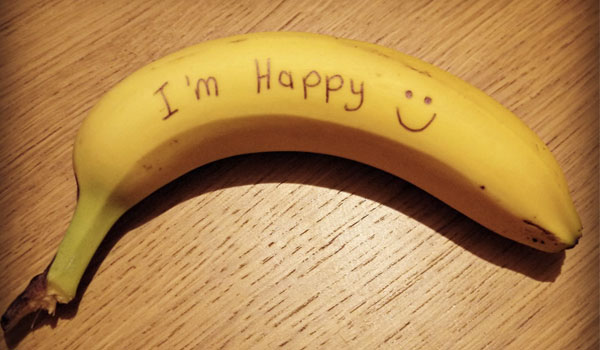 Bananas help reduce stress - Health Benefits of Bananas